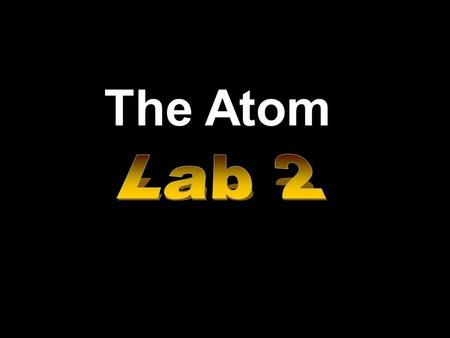 The Atom. What's Inside an Atom? An atom is made up <strong>of</strong> a team <strong>of</strong> three players: protons, neutrons, <strong>and</strong> electrons They each have a charge, mass, <strong>and</strong>.
