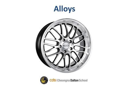 Alloys. Goal of the class To introduce alloys and their uses Question of the day: Why is carbon added to iron? Previous Answer: Long chains of carbon.