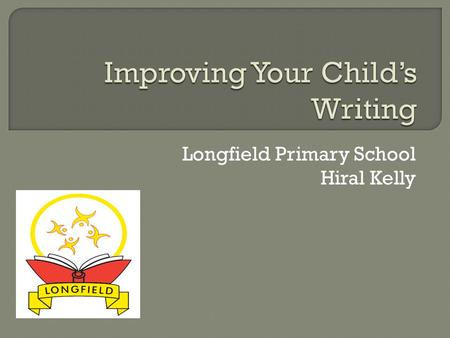 Improving Your Child's Writing