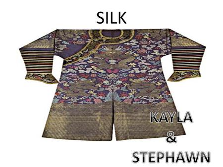 SILK. WHAT when Multiple choice question Why did the chinese keep the silk and porcelain making processes a secret? A. Only the Chinese new how to.