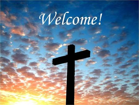 Welcome!. Communion, May 4, 2014 Royal Breakfast for Girls and Ladies of All Ages! Saturday, May 10th, 2014 at 9:00-10:30 AM Breakfast Buffet at Seaford.