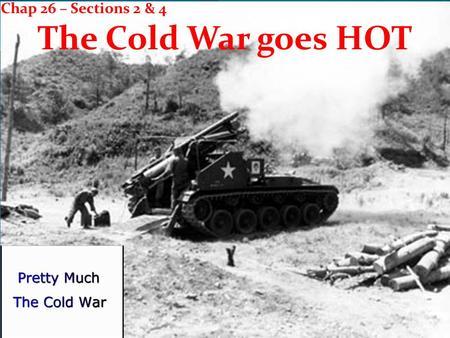 The Korean War: An Overview