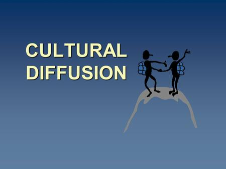 CULTURAL DIFFUSION. What is culture?  Unique way a certain group of people live  Lifestyle passed down from generation to generation  Behaviors and.