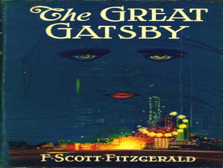 About the Author F. Scott Fitzgerald Born-September 24, 1896 Died-December 21, 1940 Married Zelda Sayre Famous works include The Great Gatsby The Beautiful.