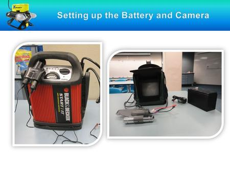 Camera Pieces in Box TV Battery Battery Charger Camera Sun shade.