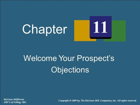 Welcome Your Prospect's
