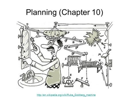 Planning (Chapter 10)