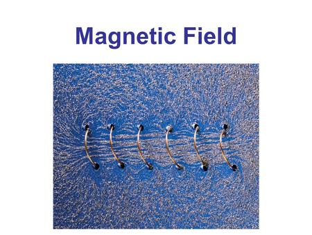 Magnetic Field. Magnetic Field Due to a Straight Wire Force between Two Parallel Wires Definitions of the Ampere and the Coulomb Biot-Savart Law Ampère's.