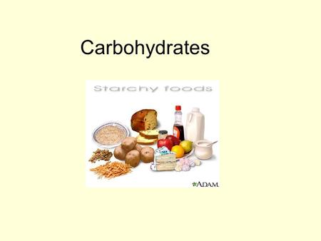 Carbohydrates. Introduction: Carbohydrates are the most abundant organic compounds in the plant world They are storehouses of chemical energy (glucose,