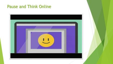 Pause and Think Online. CommonSense Media Common Sense Media We rate, educate, and advocate for kids, families, and schools! Presented by Melissa A. McDonald.