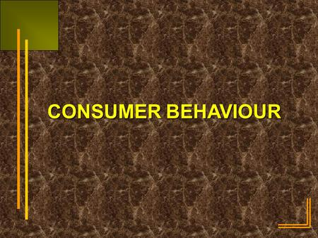 CONSUMER BEHAVIOUR. Consumer Behaviour Definition Actions a person takes in purchasing and using products and services, including the mental and social.