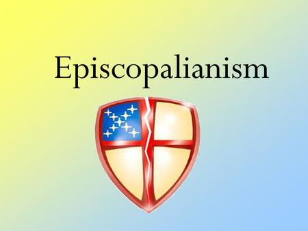 Episcopalianism. What is Episcopalianism? Episcopalianism is a Christian sect better known as Anglicanism. The original settlers in America were Anglican,