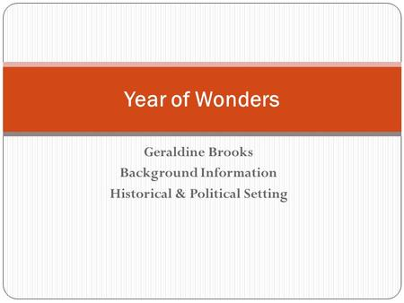 year of wonders geraldine brooks pdf