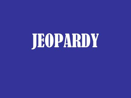 JEOPARDY. REBUILDING THE UNION SIGNS OF SUCCESS SIGNS OF FAILURE NOTABLE FIGURES CARICATURES 100 200 300 400 500 Final.