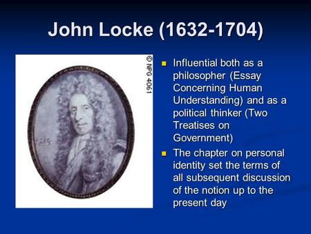 john locke essay concerning human understanding book ii Essay ii john locke i: ideas and their origin chapter i: ideas in general, and their origin 1 everyone is conscious to himself that he thinks and.