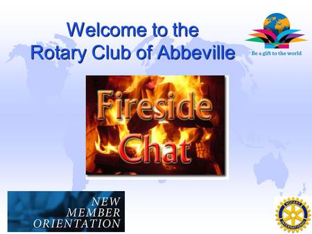 Welcome to the Rotary Club of Abbeville Chartered on November 18, 1936 We are Club #2598 We are in District 6200 Zone 31.