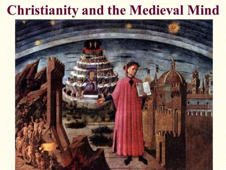 christianity middle ages essay The middle ages religion the middle ages was a thriving era that began at the fall of the roman empire of approximately 450 and concluded towards the.