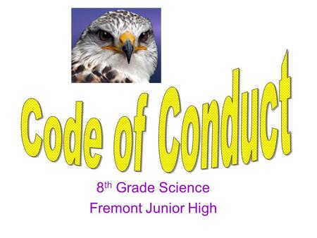 8th Grade Science Fremont Junior High