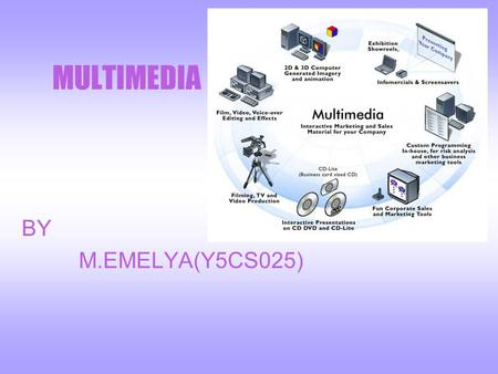 MULTIMEDIA BY M.EMELYA(Y5CS025). ABSTRACT TECHNOLOGY TECH+OLOGY.