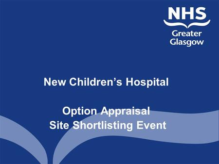 Performance appraisal in an nhs hospital