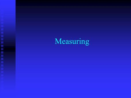 Measuring. What are Significant Figures Any digit of a number that is known with certainty. They tell you how precise a measurement is. Any digit of a.