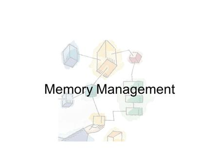 Memory Management. Roadmap Basic requirements of Memory Management Memory Partitioning Basic blocks of memory management –Paging –Segmentation.