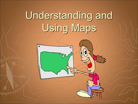 Understanding and Using Maps. 1.Identify the continents or oceans indicated by the letters A – I.
