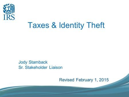 What is tax-related identity theft?