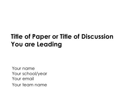 Mobile Application Design and Development Summer 2011 Northeastern University1 Title of Paper or Title of Discussion You are Leading Your name Your school/year.