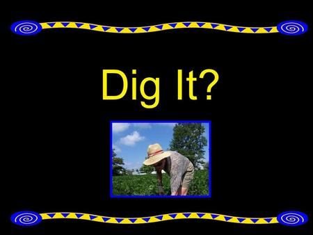 Dig It?.  What is Project Archaeology?