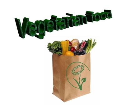 Nowadays vegetarian diet can be really tasty and satisfy desires even particular gourmets.