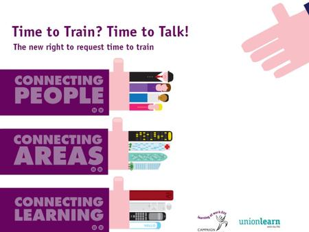 Right to request time to train Learning at Work Day 2010.