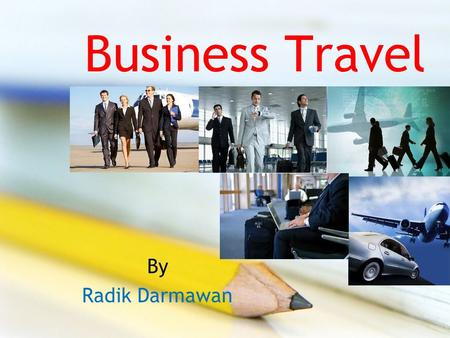 Business Travel By Radik Darmawan. Getting to the airport John Cheng, a Hong Kong businessman, is on a business trip to meet customers in different cities.