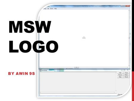 MSW Logo By Awin 9s.