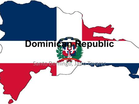 Dominican Republic Santo Domingo, Jairo Tavarez. Travel plans From New York- John F. Kennedy Airport Land in Dominican Republic- Punta Cana International.