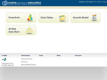 At-Risk Data Mart Student Vitae Detailed score data.