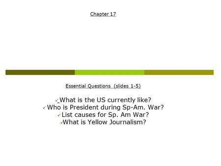 chapter 16 essential questions Key terms and main ideas chapter 16 essential questions study guide by russolisa includes 16 questions covering vocabulary, terms and more quizlet flashcards, activities and games help you improve your grades.
