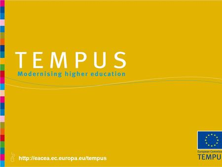 What is TEMPUS TEMPUS IV BELARUS 3rd call for proposals.