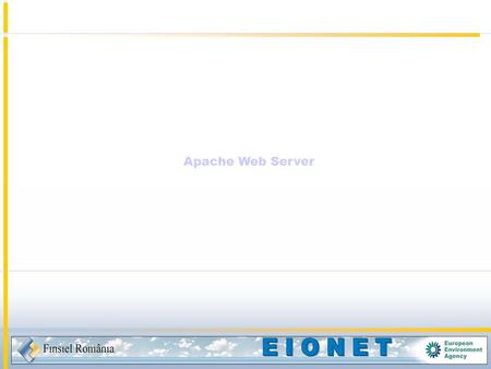 Apache Web Server. Aim of this section –Introduce you to workings of the most common webserver –Give you a little experience in role of webmaster Configuring.