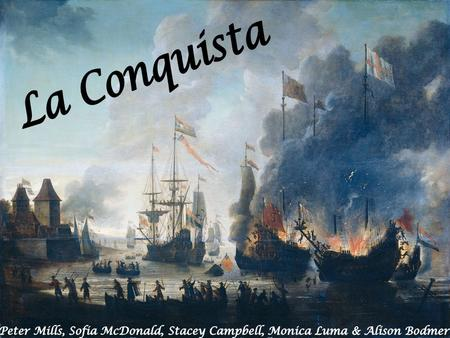 The conquistadors are the bringers of conquest. They are made up of soldiers, adventurers and explorers. The main conquistadores are serving our beautiful.