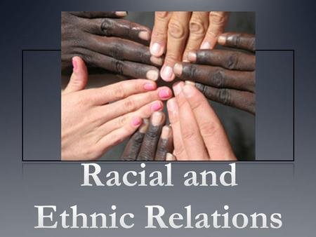 Race Since ancient times, people have attempted to group humans in racial categories based on physical characteristics Historically scholars have placed.