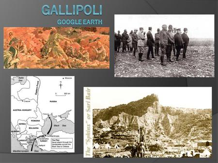 Attack on the Beaches The attack on Gallipoli was one of the more imaginative strategies of the First World War. The German army had delivered a crushing.