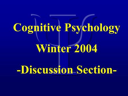 a brief discussion about the cognitive The starting point of this chapter is the cognitive view that meaning is  be briefly  discussed are frames and idealised cognitive models, image.