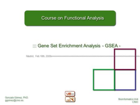 Course on Functional Analysis