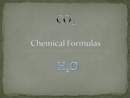 Step One Write the symbols for the elements in the compound. Ba Cl.