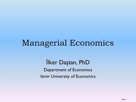 Scope of economics nature and managerial pdf