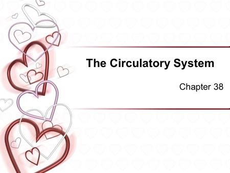 The Circulatory System Chapter 38. BEGIN labeling the heart using page 945 in your book.