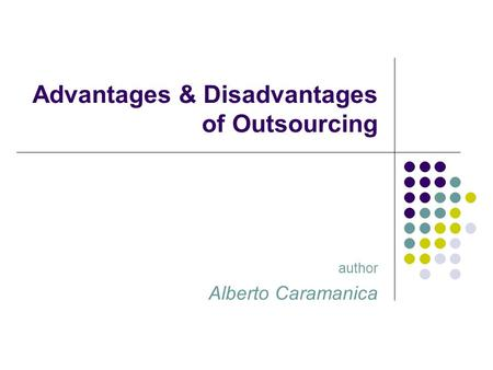 The Disadvantages of Outsourcing HR Functions