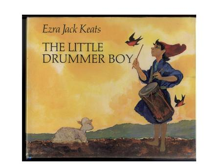 """The Little Drummer Boy"" was written by Katherine K Davis. Davis made her mark as a music education teacher and composer at Concord Academy and Wellsley."