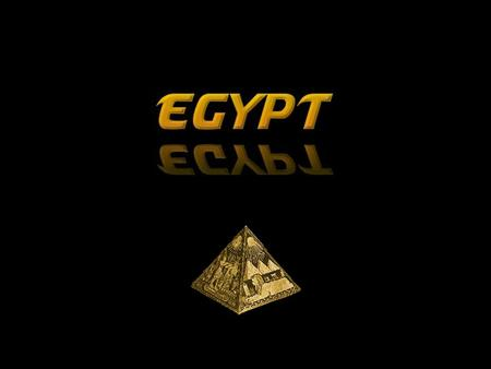 "Egypt  Geography Desert o""Redlands"" oNatural barriers to invasion Nile River o""Blacklands"" Kemet oUnlike Mesopotamia, river serene and predictable oRiver."